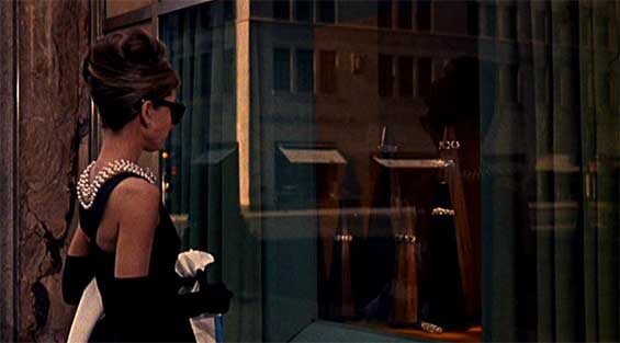 Breakfast at tiffany 39 s film locations on the set of new for What does the song moon river mean
