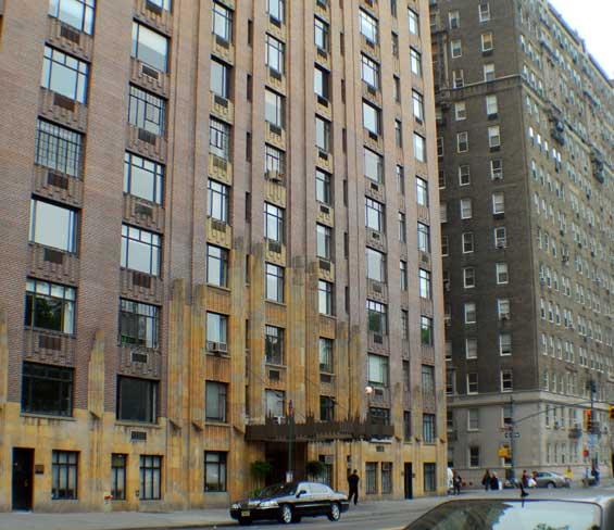 Apartment Film: Ghostbusters Film Locations