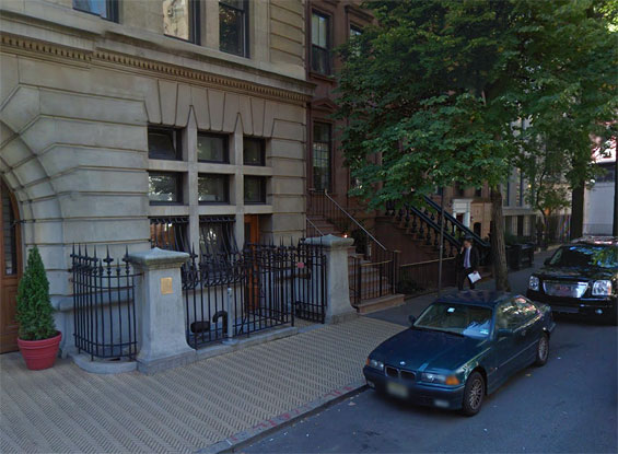 One fine day film locations on the set of new for 170 east 70th street