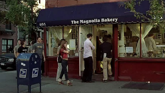 magnolia bakery manhattan sex and the city in Tucson