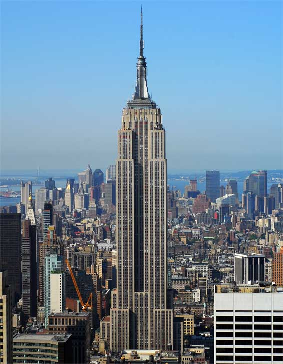 Empire State Building Films