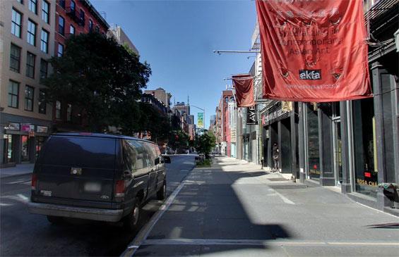 Clothes Store, 458 West Broadway (btw Houston Street & Prince Street